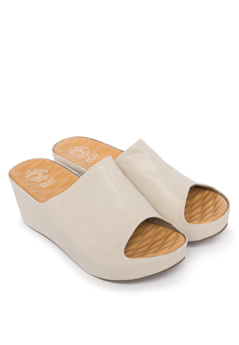 Cln shoes sandals philippines - Oviya Wedge Slides P1 299 From Cln Via Zalora Com Ph